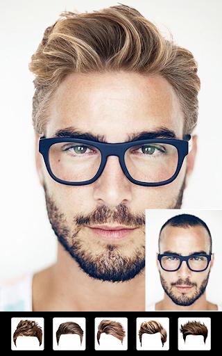 Beard Man - لحية محرر الصور, تعديل الصور 14 تصوير الشاشة