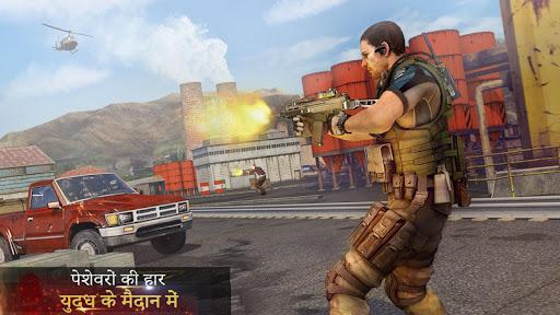 एफपीएस मुठभेड़ शूटिंग 2020 नया शूटिंग खेल स्क्रीनशॉट 4