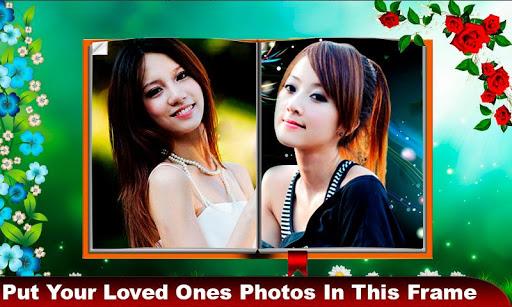 Photobook Photo Editor – Dual Frames Photo Collage screenshot 6