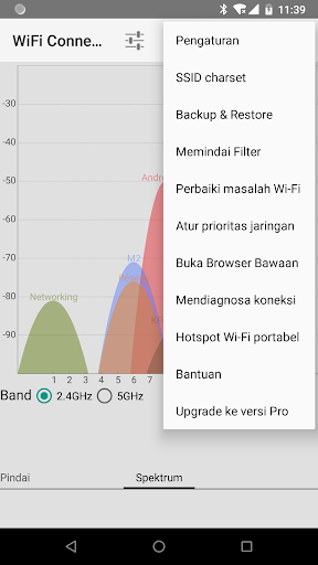 WiFi Connection Manager screenshot 5
