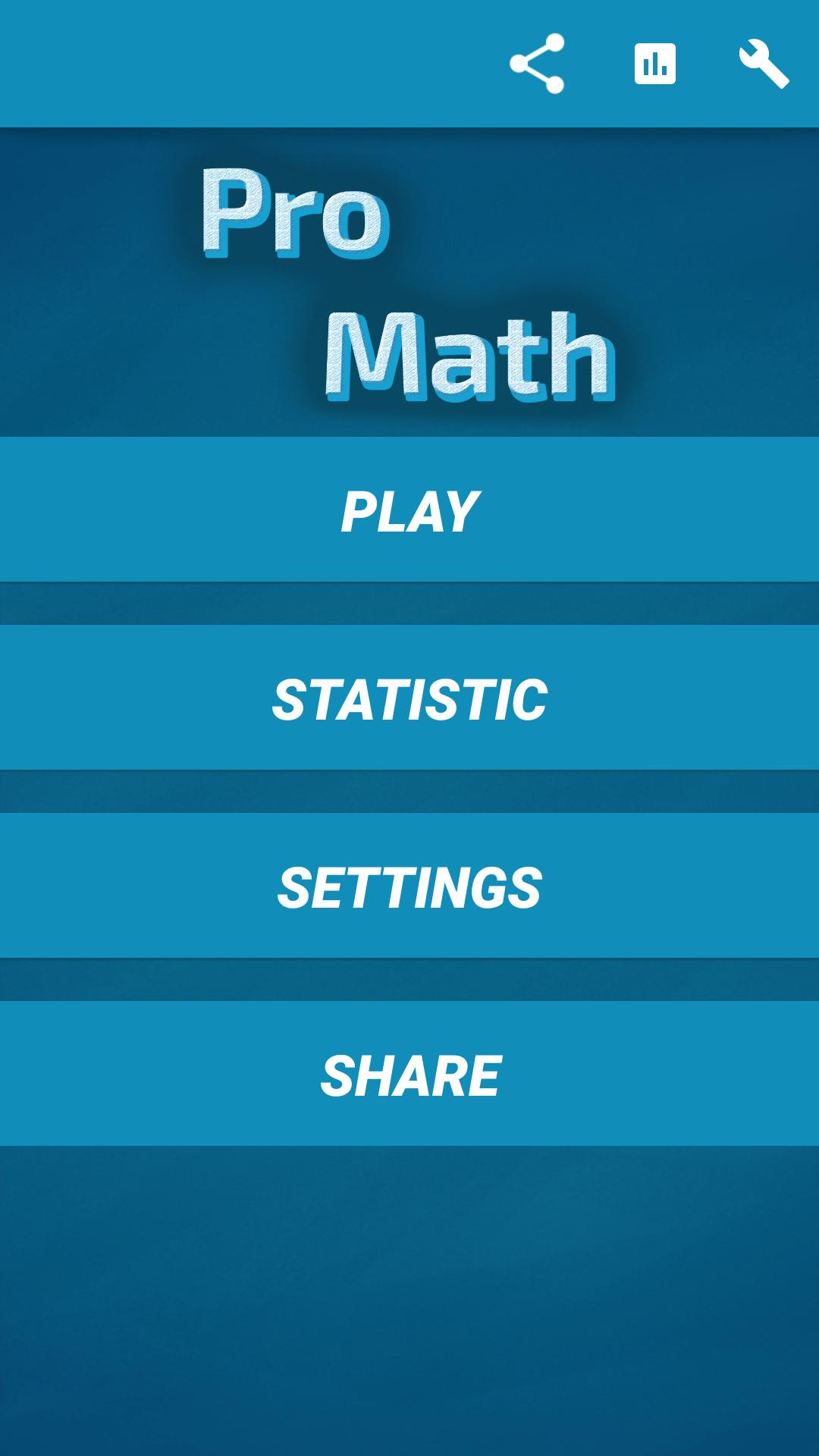 Pro Math screenshot 1