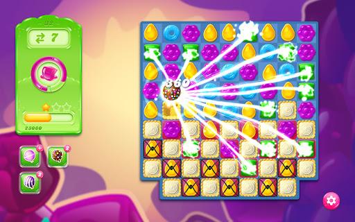 Candy Crush Jelly Saga 15 تصوير الشاشة