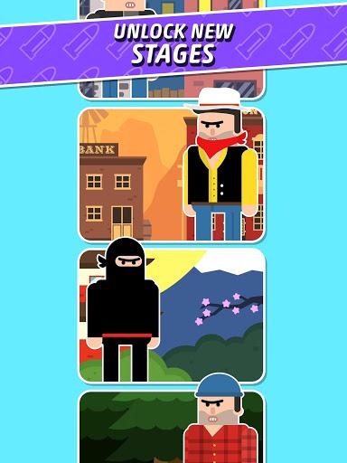 Mr Bullet - Spy Puzzles screenshot 10
