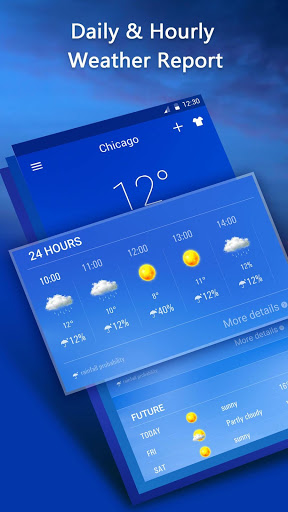 Weather Forecast App screenshot 5