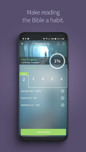 Bible App by Olive Tree screenshot 4