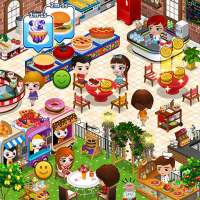Cafeland - World Kitchen on APKTom