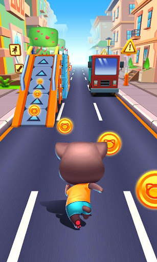 Cat Runner: Decorate Home screenshot 1