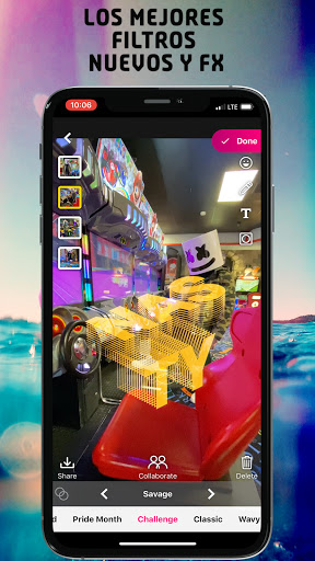 Triller - Crea vídeos screenshot 3