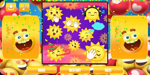 Emoji puzzle 7 تصوير الشاشة