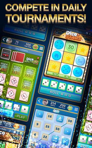 Dice With Buddies™ Free - The Fun Social Dice Game 7 تصوير الشاشة
