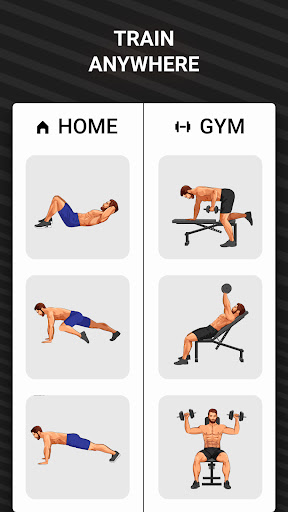 Workout Planner by Muscle Booster screenshot 4