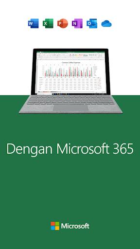 Microsoft Excel: Buka, Edit, & Buat Lembar Bentang screenshot 5