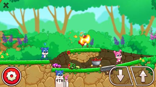 Fun Run 3 - Multiplayer Games screenshot 6