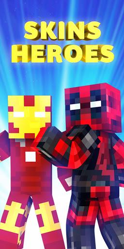 Skins for Minecraft PE screenshot 3