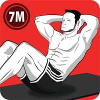 7 Minute Abs Workout - Home Workout for Men on APKTom