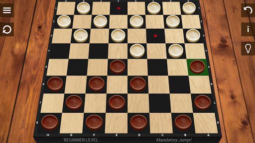 لعبة الداما 6 تصوير الشاشة