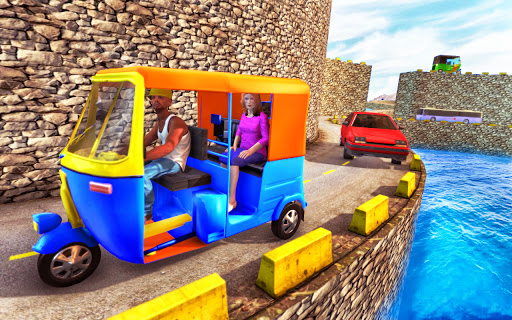 Tuk Tuk Rickshaw screenshot 4