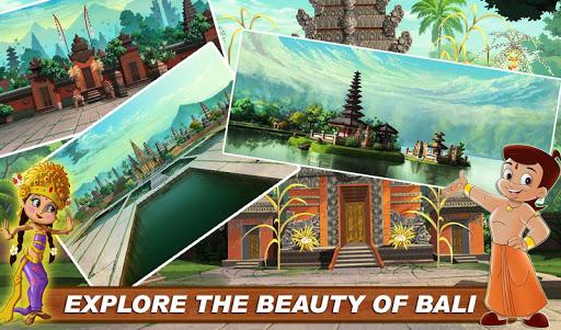 Bali Movie App - Chhota Bheem 2 تصوير الشاشة