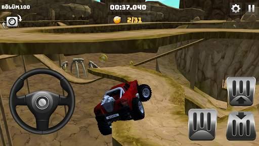 Mountain Climb 4x4 : Offroad Car Drive screenshot 3