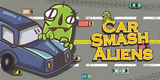 Car Smash Aliens screenshot 1