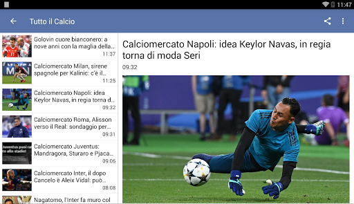 Italian Soccer 2020/2021 screenshot 9