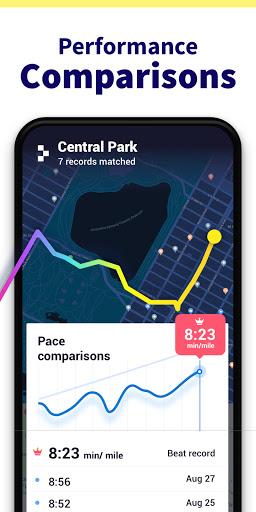 Running App - Run Tracker with GPS, Map My Running screenshot 6