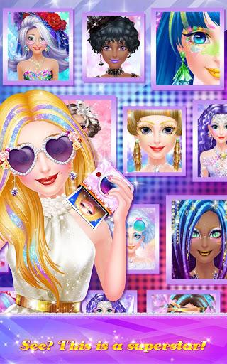 Superstar Makeup Party 5 تصوير الشاشة