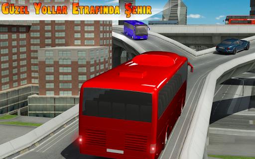 Şehir Otobüs Simülatör 3 BOYUTLU - bağımlılık oyun screenshot 5