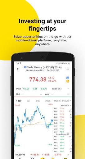 Tiger Trade-Global Invest&Save screenshot 1