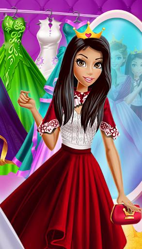 Dress Up Royal Princess Doll screenshot 3