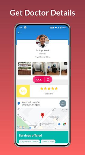 Medikoe- Book Doctor Appointments & Healthcare App screenshot 3