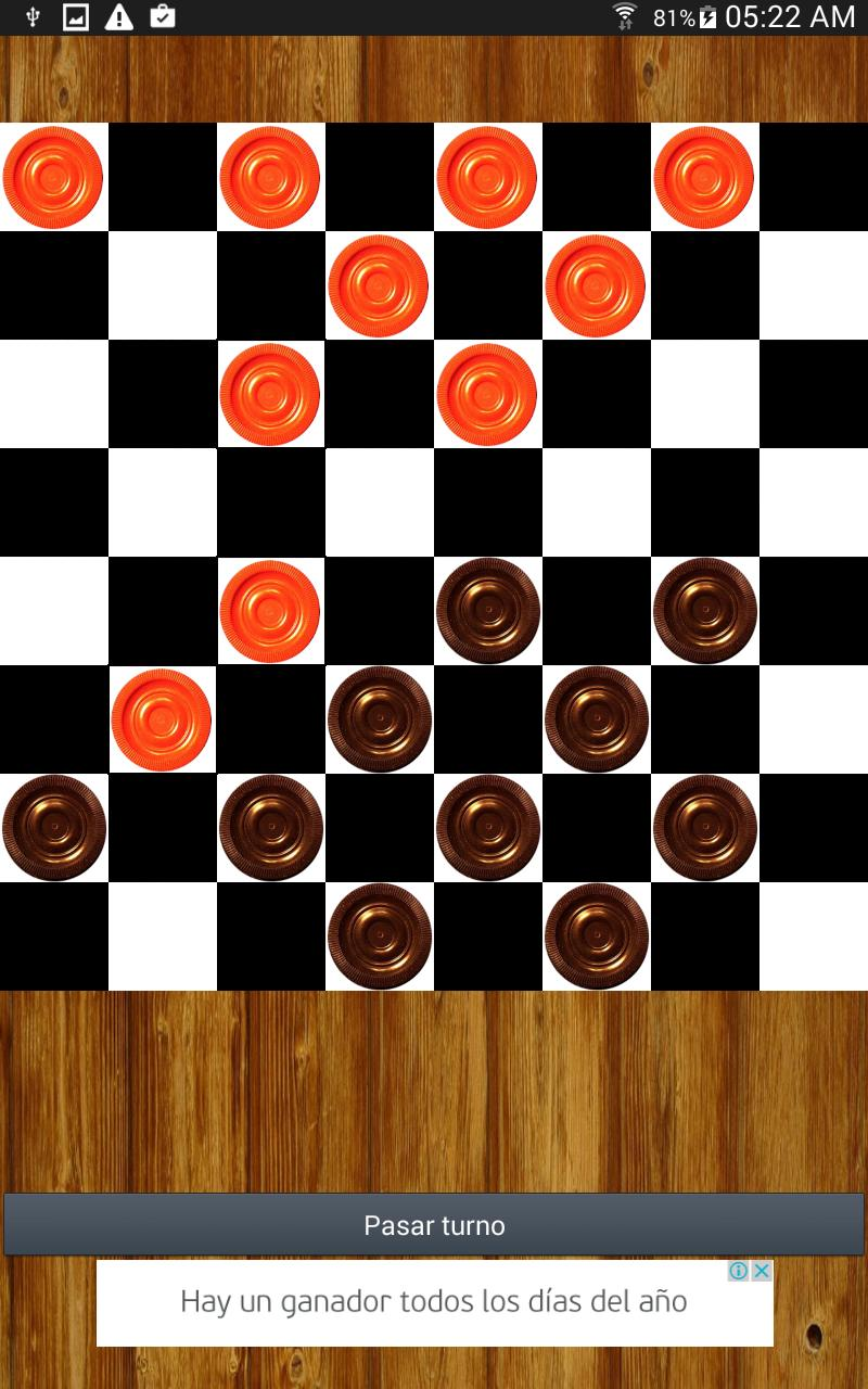 Checkers V screenshot 6