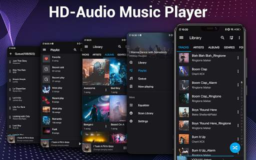 Music Player - Audio Player & 10 Bands Equalizer screenshot 10