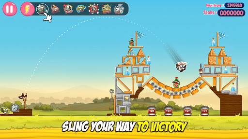 Slingshot Shooting Games: Bottle Shoot Free Games screenshot 4