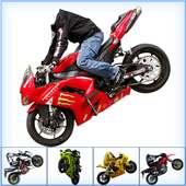 Men Moto Bike Racing Rider Photo Suit Editor 2019 on 9Apps