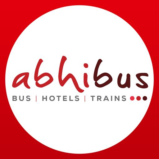 AbhiBus - Bus Booking and IRCTC Train Ticket App أيقونة