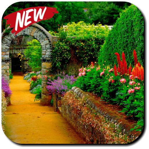 Garden Wallpaper icon