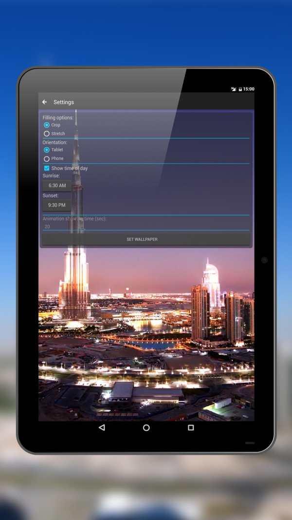 Dubai Live Wallpapers 10 تصوير الشاشة
