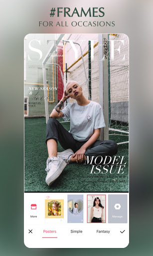 Meitu – Beauty Cam, Easy Photo Editor 6 تصوير الشاشة