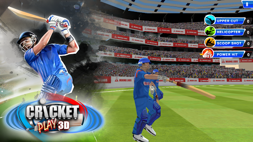 Cricket Play 3D: Live The Game screenshot 3