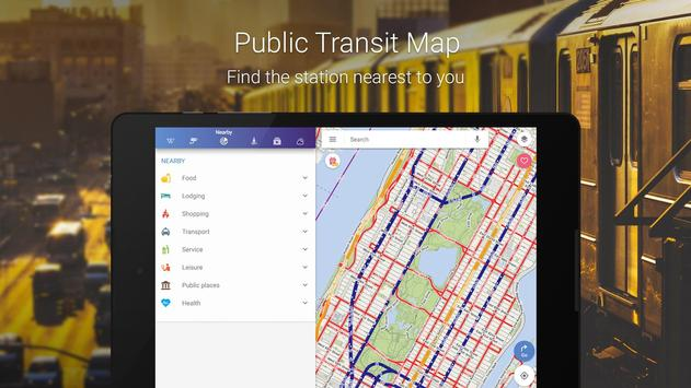 Maps & GPS Navigation: Find your route easily! screenshot 16