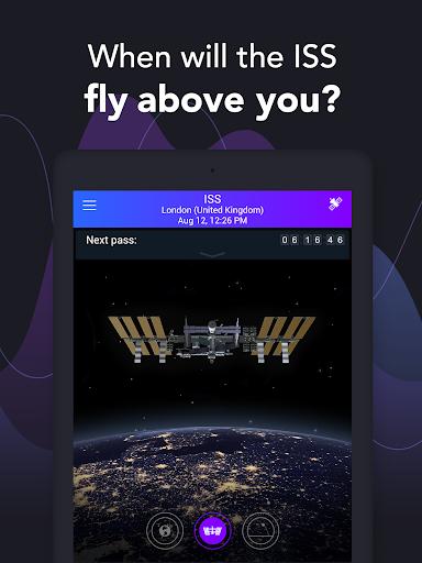 Satellite Tracker by Star Walk screenshot 8