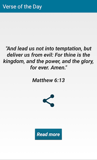 Holy Bible in English for Android screenshot 7