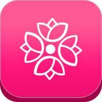 الحاسبة الورديه menstrual cycle period tracking 🌹 on APKTom