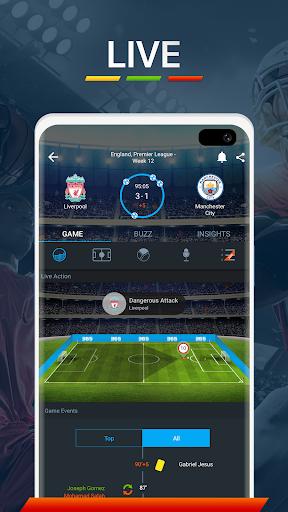 365Scores - Live Scores and Sports News screenshot 2