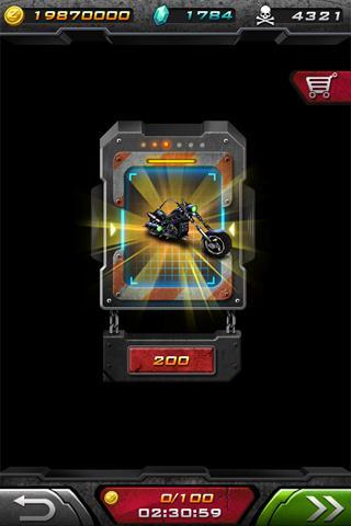 Death Moto 2 : Zombile Killer - Top Fun Bike Game 6 تصوير الشاشة