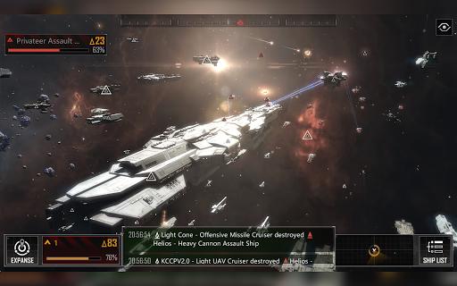 Infinite Lagrange screenshot 16