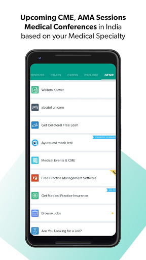 Curofy - Medical Cases, Chat, Appointment screenshot 6