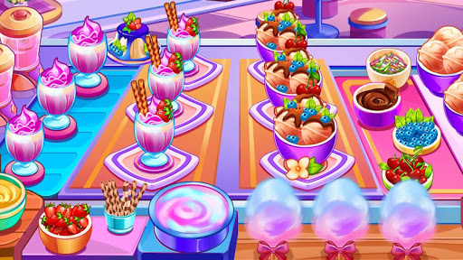 Game memasak India - makanan & restoran madness screenshot 1