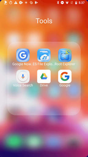 iLauncher X - new iOS theme for iphone launcher screenshot 4